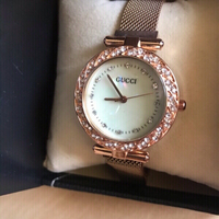 Used Gucci wristwatch ⌚️ for women  in Dubai, UAE