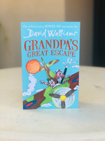 Used Grandpas Great Escape by David Walliams  in Dubai, UAE