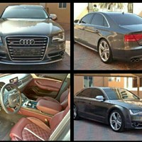 Used Audi S8 2013 in Dubai, UAE