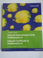 "Used Book ""Edexcel GCSE Mathematics A "" in Dubai, UAE"