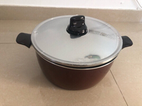 Used Tefal pleasure 30cm stewpot with lid in Dubai, UAE