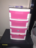 Used Small pink drawers  in Dubai, UAE