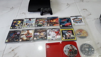 Used PS3 + (14 Games) in Dubai, UAE