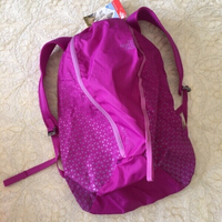 Used unisex TNF backpack (new with tags) in Dubai, UAE