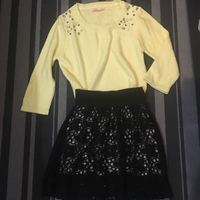 Collezione top and skirt bundle