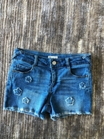 Used Jeans shorts for a girl 10 years old in Dubai, UAE