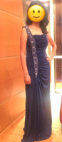 Used Party gown fits up to large size  in Dubai, UAE