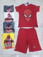 Used T-shirt for kids spider man 5pcs in Dubai, UAE