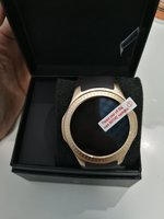 Used New smart watch brown strap in Dubai, UAE