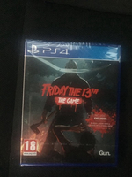 Ps4 Friday the 13th