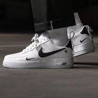 Used Nike Air force white size 41 in Dubai, UAE