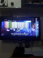 Used Broken Screen Samsung TV in Dubai, UAE