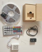 Used Led light strip + GPS+adaptop+tester in Dubai, UAE