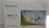 Used Hisense 58A6100 UHD 4kSmart TV in Dubai, UAE