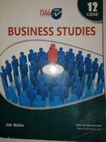 Used Business Studies - Full Marks - Class 12 in Dubai, UAE