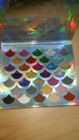 Used Mermaid Eyeshadow Palette 32 colours in Dubai, UAE