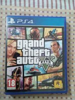 Used GRAND THEFT AUTO 5 PS4 GAME in Dubai, UAE