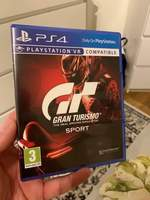 Used Gran Turismo Sport ps4 sale/trade in Dubai, UAE