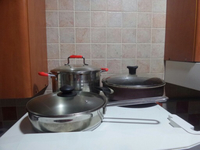 Used Cooking pots and pans  in Dubai, UAE