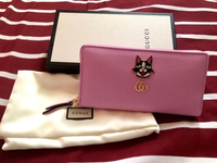 Used GUCCI LONG WALLET! 100% ORIGINAL! in Dubai, UAE