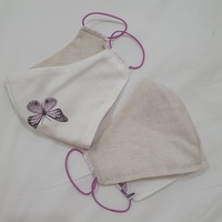 Used washable fabric mask in Dubai, UAE