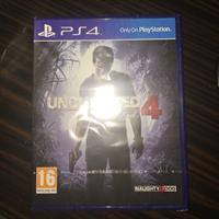 Used Ps4 Uncharted 4 Brand New in Dubai, UAE