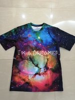 Used DREAMER GALAXY NEW T SHIRT SIZE M in Dubai, UAE