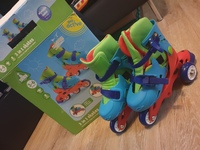 Used Roller Skates for toddlers (UK 9 to 12) in Dubai, UAE