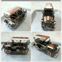 Used Antique Handmade Brass CAR in Dubai, UAE