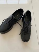 Used Black shoes , size 37 in Dubai, UAE
