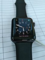 Used Apple watch 3 . 44 mm in Dubai, UAE