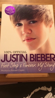 Used Justin Bieber book in Dubai, UAE