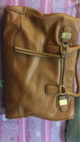 Aldo brown handbag