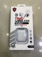 Used True Wireless Airpods Headset + Case in Dubai, UAE