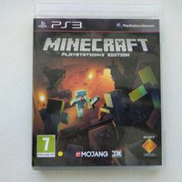 Used Minecraft - PlayStation 3 Edition - used in Dubai, UAE