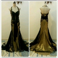 Used Brand new evening LONG dress for LADIES in Dubai, UAE