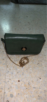 Used Small olive green bag in Dubai, UAE