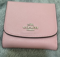 Used New Coach Wallet Pink in Dubai, UAE