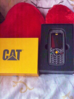 Used CAT Rugged tough dust &water proof👇read in Dubai, UAE