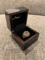Used Vintage pure silver ring (stamped 925)  in Dubai, UAE
