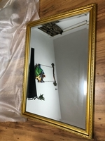 Used Beautiful mirror size 56 x 76- 70% disc in Dubai, UAE