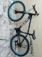 Used GSD bike with gaer 26 size in Dubai, UAE