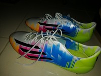 Used Adidas F50, Adizero Messi shoes in Dubai, UAE