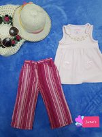 Used Preloved Baby Girl Pair Clothes in Dubai, UAE