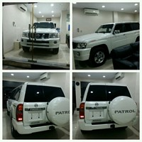 Used Nissan patrol safari in Dubai, UAE