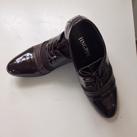 Men's patent shoes EU47