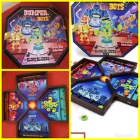 Used Bumper Bots table game. Original in Dubai, UAE