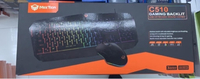 Used Gaming keyboard with mouse c510  in Dubai, UAE
