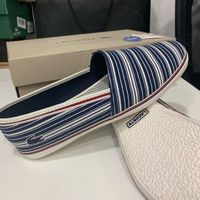 Used Lacoste Men's slip-on shoes #authentic in Dubai, UAE