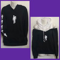 Used 2 Black Sweatshirts/ Small  in Dubai, UAE